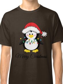 Christmas Penguin Classic T-Shirt