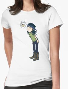 I need Pudding! Womens Fitted T-Shirt