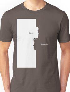 Black  & Blanche version 2 Unisex T-Shirt