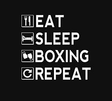 Eat Sleep Boxing Repeat Unisex T-Shirt