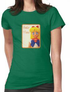 I am Sailor Venus Womens Fitted T-Shirt