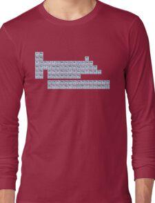 Metal. Long Sleeve T-Shirt