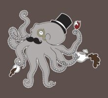 Squidworth the Third by Creepy Creations