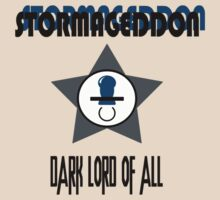 Stormageddon - Dark Lord Of All by SallySparrowFTW