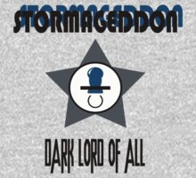Stormageddon - Dark Lord Of All One Piece - Long Sleeve
