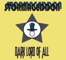Stormageddon - Dark Lord Of All Kids Tee