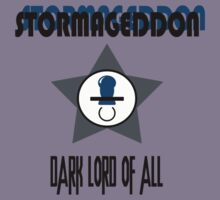 Stormageddon - Dark Lord Of All Kids Clothes