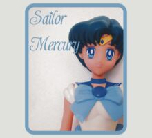 I am Sailor Mercury by bunnyparadise