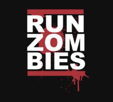 Run Zombie by BUB THE ZOMBIE