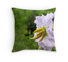 Standing Out! Throw Pillow