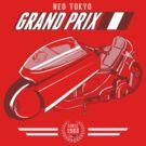 Neo Tokyo Grand Prix by TeeKetch