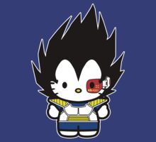 Hello Vegeta by MrKroli