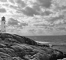 Lighthouse by Paul McKinnon