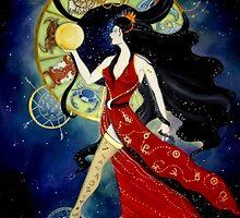 Lady of Fortune by LetyLeru