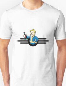 Vaultboy fallout 4  T-Shirt