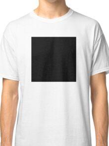Black Square  Classic T-Shirt