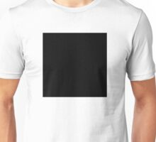 Black Square  Unisex T-Shirt
