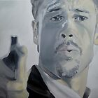 Ending Scene from Seven - Brad Pitt by SMalik