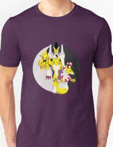 Fox Tail Inferno T-Shirt
