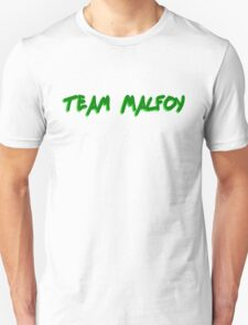 Team Malfoy Unisex T-Shirt