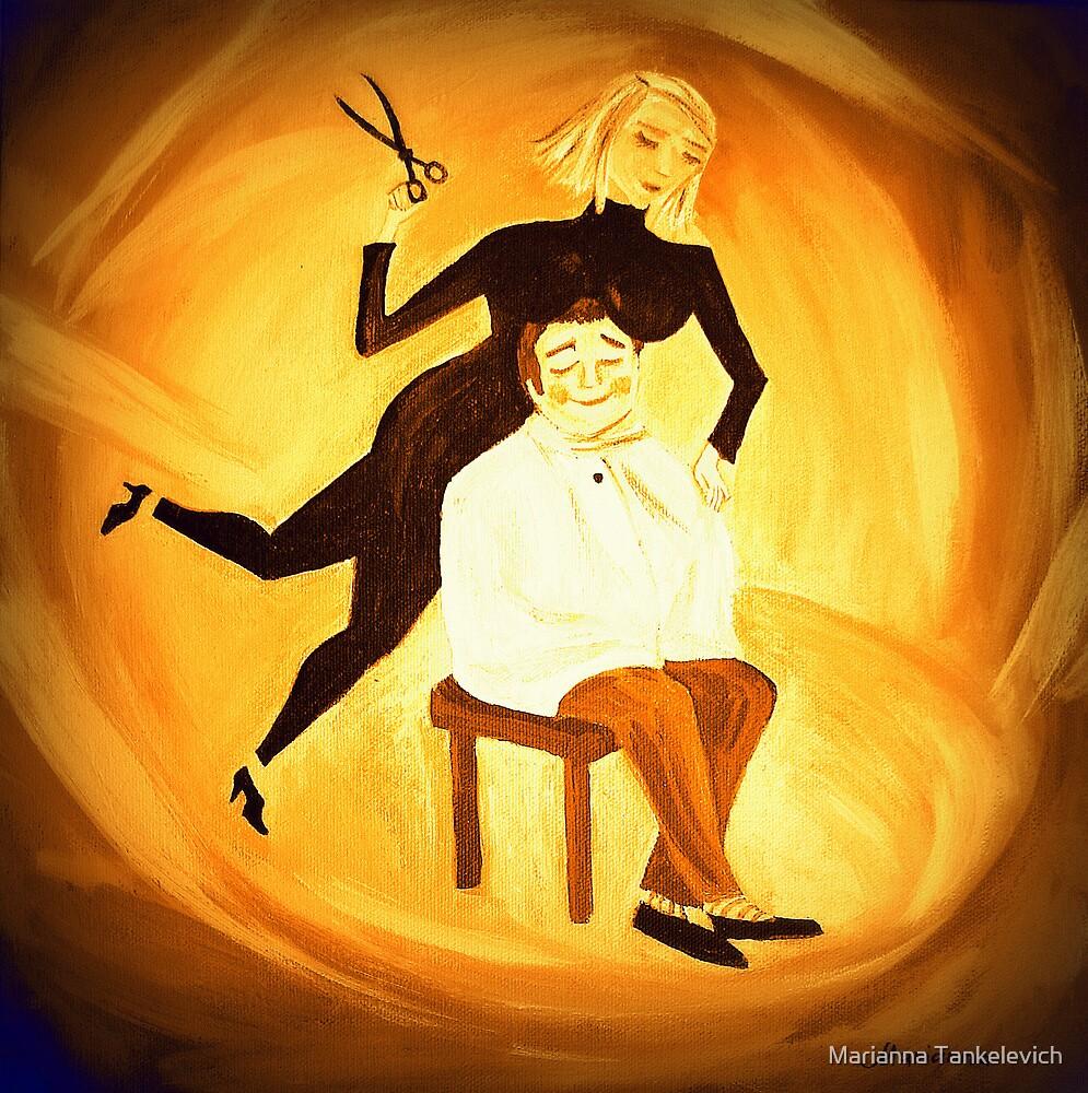 hairdresser by Marianna Tankelevich