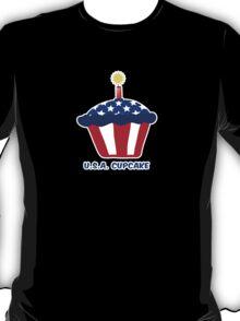U.S.A. CUPCAKE parody T-Shirt