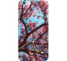 Pink MagnoliaTree iPhone Case/Skin