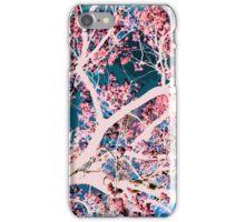 White Magnolia Tree iPhone Case/Skin
