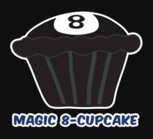 MAGIC 8-CUPCAKE parody by M. E. GOBER