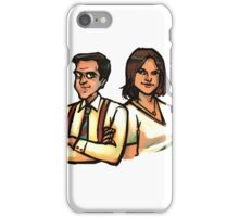 BARSON iPhone Case/Skin