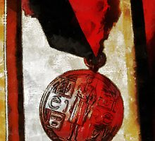 Irish War Of Independence Medal  by Carlow98