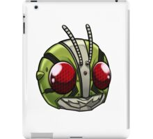 Kamen Rider 1 HENSHIN - By Chibi-Heado iPad Case/Skin