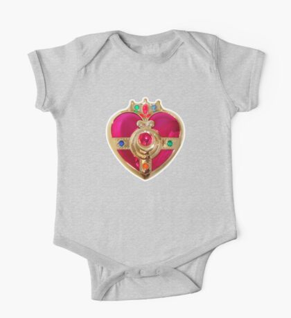 Cosmic Heart Compact One Piece - Short Sleeve