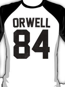 Orwell 84 Jersey - Black T-Shirt