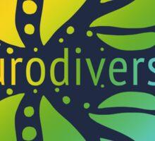 Neurodiversity Splash Sticker