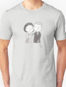 Doctor Who - Barbara and Ian T-Shirt