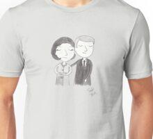 Doctor Who - Barbara and Ian Unisex T-Shirt