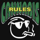 Cannabis by MarijuanaTshirt