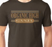 Organic High Weed Unisex T-Shirt