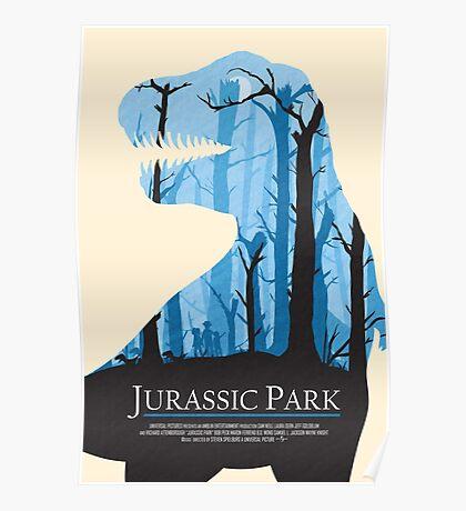 Jurassic Park alternative poster Poster