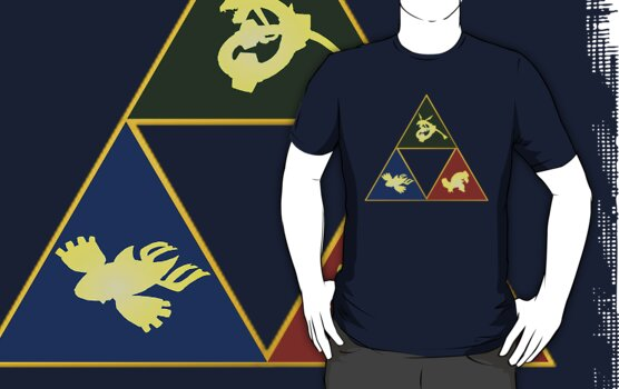 Hoenn's Legendary Triforce by LevelB