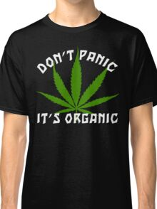 Funny Cannabis Classic T-Shirt