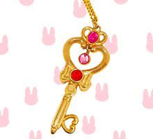 Chibiusa's Time Key by bunnyparadise
