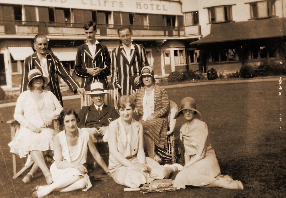Cricket 1929 by Robert Phillips