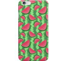 Watermelon Slice Pattern iPhone Case/Skin