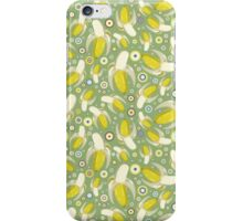 Peeled Banana Pattern iPhone Case/Skin