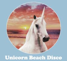 Unicorn Beach Disco by bloogun