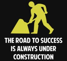 The Road To Success by FunniestSayings