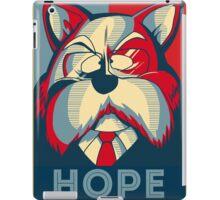 Hope King Furry iPad Case/Skin