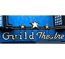 guild theatre Photographic Print
